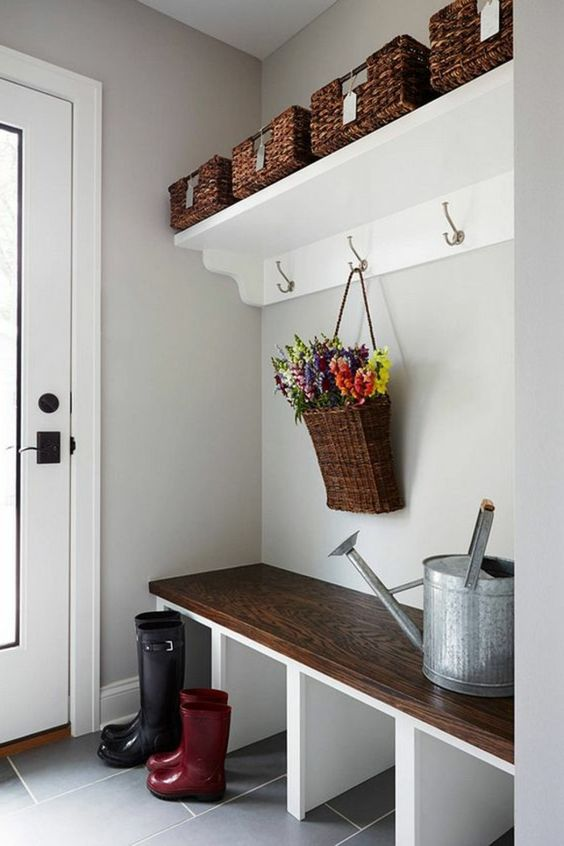 Functional Entry Way Ideas