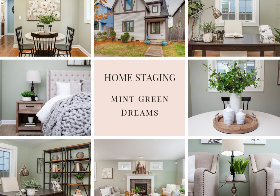 Modern Farmhouse Home Staging