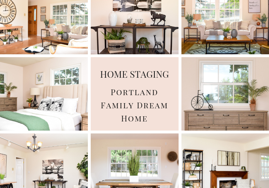 Portland Family Dream Home